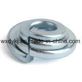 DIN127 아연에 의하여 도금되는 탄소 강철 용수철 자물쇠 세탁기