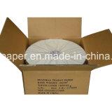 Papel de filtro de pulpa de madera 125 mm Rollo Maisa Máquina sellado caliente bolsa de té