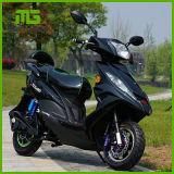 供給1000W 60Vの全天候用黒い大人の電気スクーター