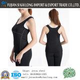 여자를 위한 최신 판매 고품질 주문 Dri 적당한 체조 착용 Tanktop Yogawear