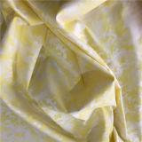 Tela del juego del Spandex del telar jacquar del algodón del poliester