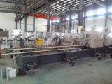 Tse 65 알갱이로 만들기를 위한 비 길쌈된 케이블 밀어남 생산 라인
