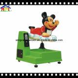 Baby Swing Ride Kiddie Dancing Car Electric Green Toy com música