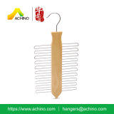 Деревянные вешалки связи & пояса (WTBH202)