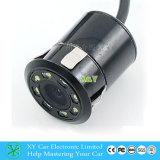Mini appareil-photo de vue arrière de véhicule de vision nocturne de 18mm 8PCS IR
