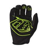 Перчатки черных перчаток мотоцикла перчаток воздуха спринта off-Road (MAG121)
