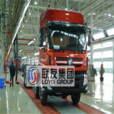 Traktor-LKW China-Cdw 6*4power für Straßen-Transport