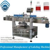 Étiqueteur de plastique automatique de bouteille ronde de boisson de /Glass de collant