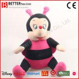 Het in het groot Gevulde Stuk speelgoed van de Pluche van het Lieveheersbeestje