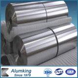 銀製アルミニウム浮彫りになるタンパー明白な無効ホイル