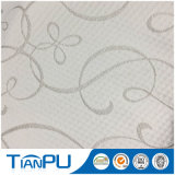 280GSM tricotant le tissu de matelas du polyester 600d