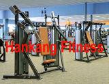 Strumentazione di forma fisica, concentrazione del martello, macchina del Body-Builder, estensione Iso-Laterale del Triceps (MTS-8004)