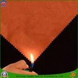 Сплетенный полиэфир покрывая водоустойчивое пламя - retardant ткань занавеса светомаскировки