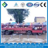 Feito no pulverizador montado trator de China para o campo de almofada e a terra de exploração agrícola