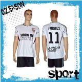 Futebol tailandês personalizado Jersey do fabricante da camisa do futebol da qualidade para 2015/2016