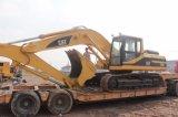 Origen del excavador hidráulico usado 325b de la oruga del gato de la mano de Equipmennt segundo de la maquinaria de construcción de los E.E.U.U.