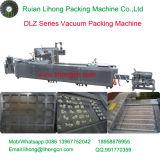 Voll automatische kontinuierliche frische Fisch-vakuumverpackende Maschine der Ausdehnungs-Dlz-520