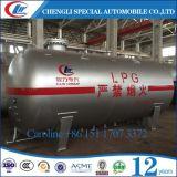 El tanque del punto negro 50ton LPG de ASME 50cbm LPG en venta