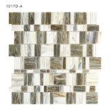 O vidro colorido cozinha das partes dos materiais de construção de Backsplash telha o mosaico