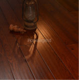 Plancher en bois conçu par hickory/plancher de bois dur