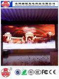 Ihr vertraute Bildschirm-Baugruppen-Bildschirmanzeige-Zeichen 256mm*128mm der Qualitätsfarbenreichem P4 SMD Innen-LED