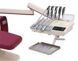 Роскошный монолитно стул зубоврачебного оборудования с всеми вариантами
