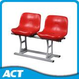 Halbe Rückseiten-Schlag geformte Plastikstadion-Sitze