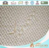 Memoria de espuma suave almohada de cuerpo largo con bambú cubierta