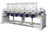 6 Head Cap máquina de bordado plana con piezas de repuesto