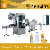 Automatische Flascheshrink-Hülsen-Etikettiermaschine