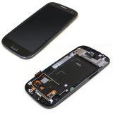 Tela de toque do indicador do LCD para a galáxia S3/S2/S1/S3mini de Samsung