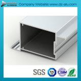남아프리카 국가를 위한 여닫이 창 Windows 기구 알루미늄 단면도