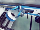 Pre-Plegable el plegado en abanico rectilíneo que pega la máquina (GK-780B)