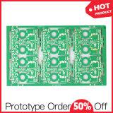 Placa de circuito impresso simples aprovada do UL Fr4
