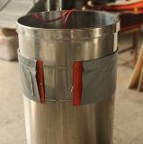 シリコーンゴムのサーモスタットを搭載する適用範囲が広いドラムヒーター