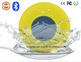 La prueba del agua de la succión da el altavoz sin hilos portable libre de Bluetooth