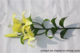 Populäre künstliche Lilien-Großhandelsblume