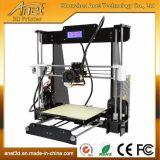 2017熱い販売の卸し売り安い3Dプリンター機械アネット3Dの印字機