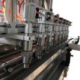 De enchimento da máquina do petróleo automático da água de Auotmatic completamente equipamento de enchimento Semi