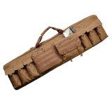Sac à l'extérieur tactique de tir de canon avec construit dans des courroies de couvre-tapis et de sac à dos de tir