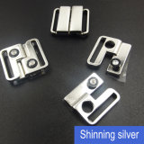 фермуар Swimwear 16mm в серебре никеля свободно