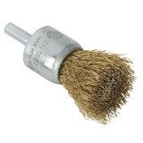 Escovas giratórias abrasivas de nylon industriais para a broca para vender