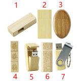 Bastone di legno del USB del USB del disco di bambù di memoria Flash USB3.0