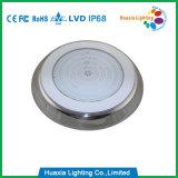 Indicatore luminoso subacqueo della resina IP68 LED, indicatore luminoso della piscina del LED