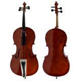 A venda por atacado fixou o preço o violoncelo do instrumento musical com violoncelo Endpin para a venda