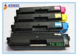 Совместимый патрон тонера Tk 590 серий для Fs C2026mfp