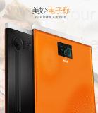 Échelle de salle de bains de poids corporel de Digitals avec Opération-sur la technologie, 400 livres (MD-03)