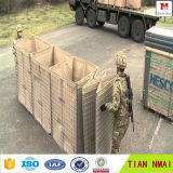 Barrera militar milipulgada 1 de Hesco de la pared para Partion