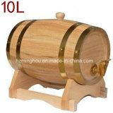 Уникально Port деревянные бочонки вина 10L с вспомогательным оборудованием вина