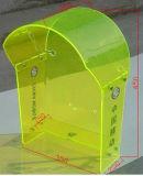 Shenzhen Xintao Manu sacó hoja de acrílico del picosegundo de la hoja de la hoja PMMA para la cabina de teléfono